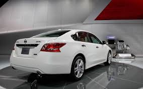 refreshing or revolting 2013 nissan altima