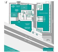 floor plans of the cargo building in liverpool