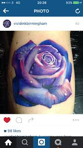 galaxy rose rose tattoo pinterest galaxies roses and tattoo