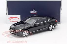 mercedes models 2014 ck modelcars 183482 mercedes s class coupe year 2014 black