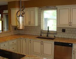 white kitchen tile backsplash ideas the backsplash with white
