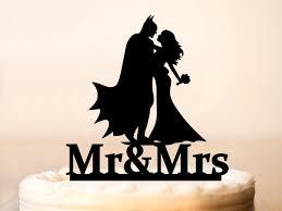 batman wedding topper wedding cake topperbatman cake topperbatman and