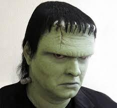 halloween prosthetic makeup frankenstein monster mask reelmagik llc