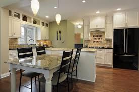 phenomenal large kitchen island decorating ideas