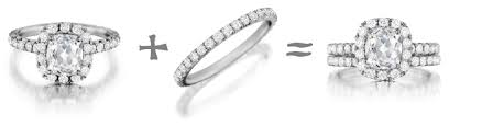 engagement rings and wedding band sets don t forget the wedding band