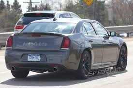 chrysler 300c srt chrysler 300 srt could return to us in 2016 autoguide com news