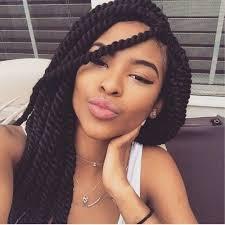 plaited hairstyles for black women braids hairstyles for black women 50 trendy box braids