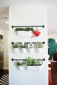 Ikea Outdoor Planters by 15 Phenomenal Indoor Herb Gardens