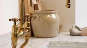kitchen faucet brass wonderful unlacquered brass kitchen faucet inspirational