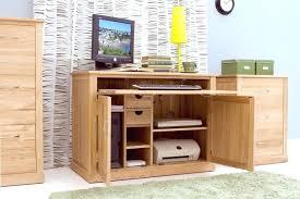 Corner Hideaway Computer Desk Corner Hideaway Computer Desk