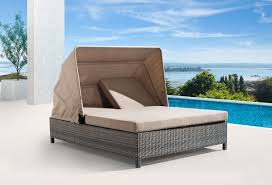 Outdoor Day Bed by Perfect For Two Double Chaise Lounger A Siesta Key Outdoor Day