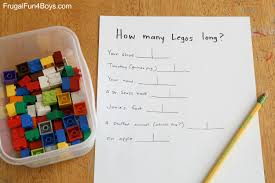 halloween legos lego activities for first grade math