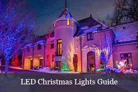 fresh design christmas lights that shine on house outdoor yard