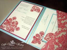 red and champagne wedding invitation u2013 a vibrant wedding