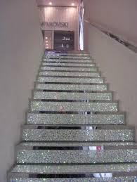 swarovski stair case on a cruise ship can u0027t get my head around