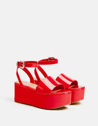 platforms shoes women bershka tunisia