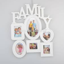 Creative Wedding Presents Aliexpress Com Buy Family Combination 6 Boxes Frame Photo Wall