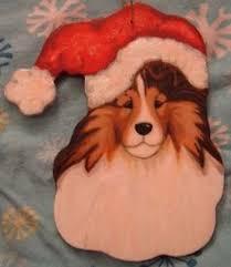sheltie ornaments search