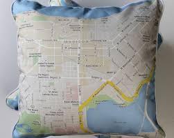 Map Fabric Diy Two Map Fabric Pillow Tutorials Spoonflower Blog