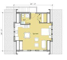 Garage Apartment Plan Garage Apartment Small Space Floor Plans Pinterest Garage