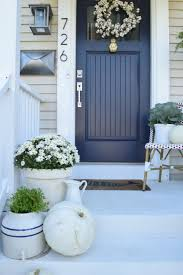 best 25 front door paint colors ideas on pinterest front door eclectic fall home tour