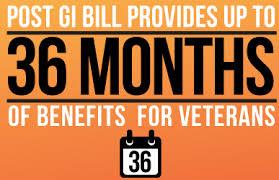 va education benefits how does the post 9 11 gi bill work