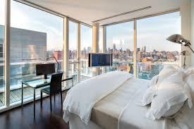 Floor Lamp Nyc Luxury Glass Wall Nyc Apartments Apartments Penaime