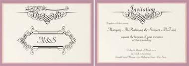 wedding ceremony cards wedding ceremony cards