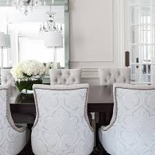 Damask Dining Chairs Design Ideas - Damask dining room chairs