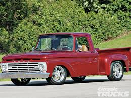 Classic Ford Truck Lowering Kits - 1963 ford f100 front driver side photo 5 i u0027m getting a 63