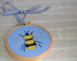 Bumble Bee Nursery Decor Bee Nursery Etsy