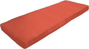 Mattress Cushion Wayfair Custom Outdoor Cushions Knife Edge Outdoor Sunbrella Bench