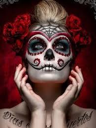 Sugar Skull Halloween Costumes U0027s Inspiration Los Muertos