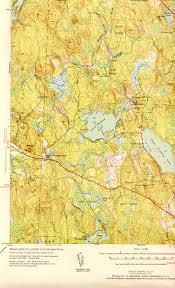 Usgs Quad Maps Ashburnham Ma Nh Quadrangle