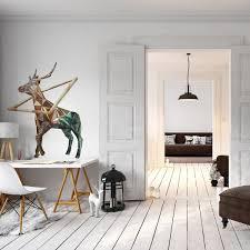 Wohnzimmer Nordischer Stil Skandinavische Deko Tapeten Fototapeten Und Wandbilder