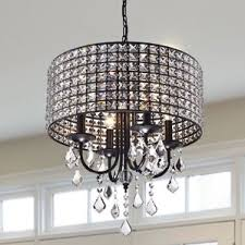 Iron Chandelier With Crystals Crystal Chandeliers You U0027ll Love Wayfair