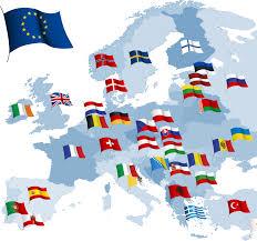 Europe Flags Eu Flag Vector Free Vector 4vector