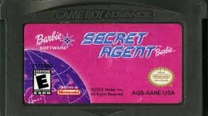 cgr undertow secret agent barbie review for game boy advance