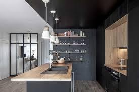 cuisine architecte une cuisine et bois au coeur d une rénovation