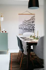 this outdated dining room got a serious upgrade front main