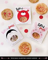 Halloween Cookie Gifts Big Valentine Cookies Cute