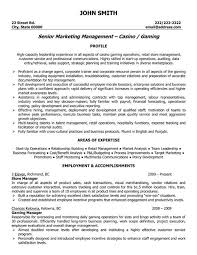 Impressive Resume Sample by Store Manager Resume Examples Berathen Com