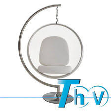 hanging bubble chair ebay