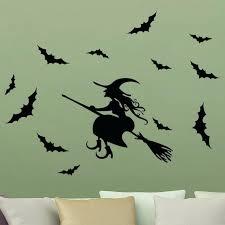wall ideas happy halloween led halloween wall art halloween wall