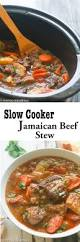 slow cooker jamaican beef stew immaculate bites