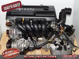 2005 toyota engine jdm 2zz 1zz fe vvti engine s j spec auto sports