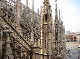 roof of milan cathedral wallpapers pattimccormick