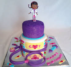 doc mcstuffins birthday cake birthday cakes pink teaspoon