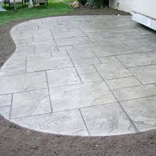 Cement Patio Designs Ideas Sted Cement Patio And Concrete Patio Concrete Patio
