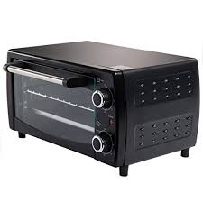 Amazon Costway 750W Electric Toaster Oven Pizza Oven Broiler
